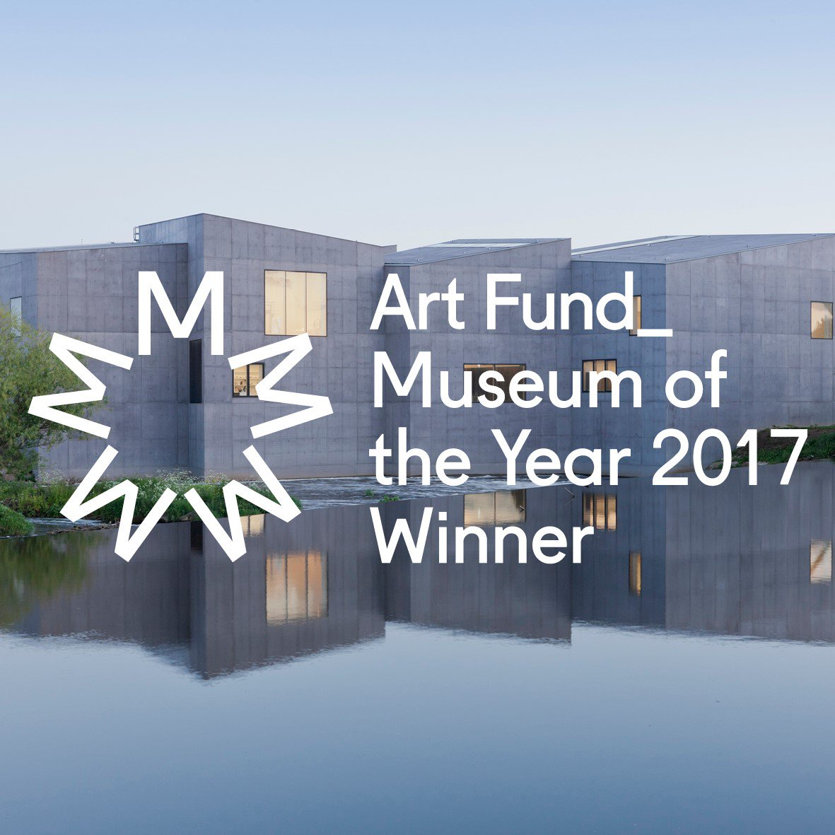 Super excited and proud to announce we are @ArtFund #MuseumOfTheYear 2017! https://t.co/shrXp2A19o
