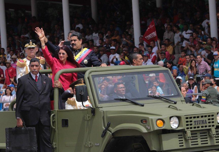 Venezuela Armed Forces - Page 2 DD_B7gaXgAIsL9o