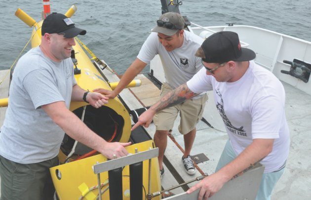 USM makes waves graduating first Unmanned Maritime Systems class in U.S.history https://t.co/9dqhTb1n06 https://t.co/xJMS1sQoNd