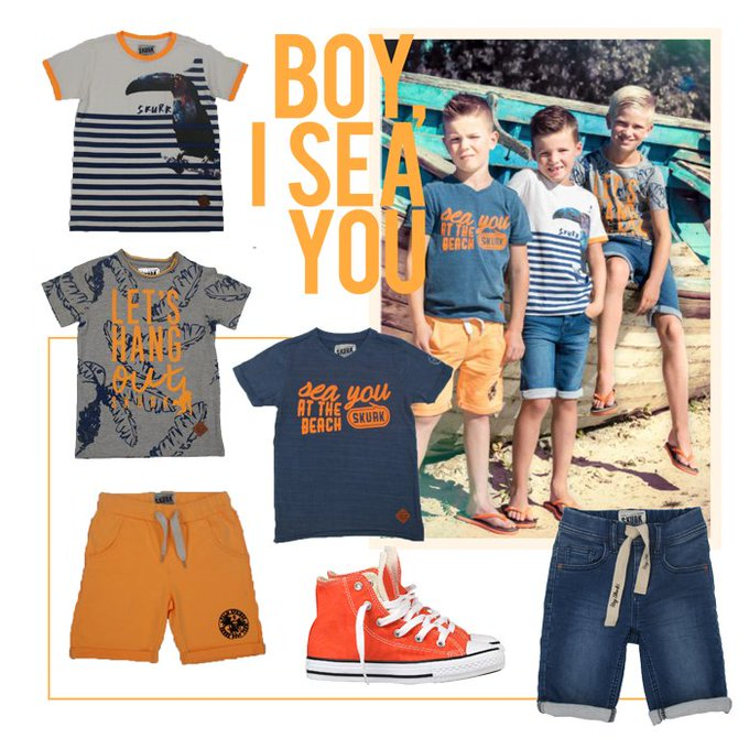 Jongenskleding zomer Shopping inspiratie