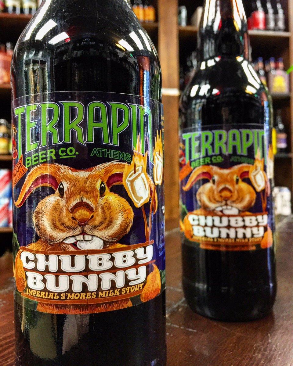 Chubby bunny beer