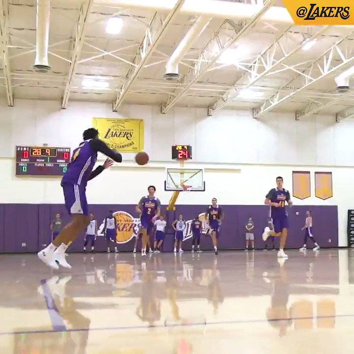 Friday can't come soon enough!! #LakersSummer