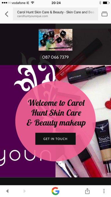 Carol Hunt Skin Care & Beauty