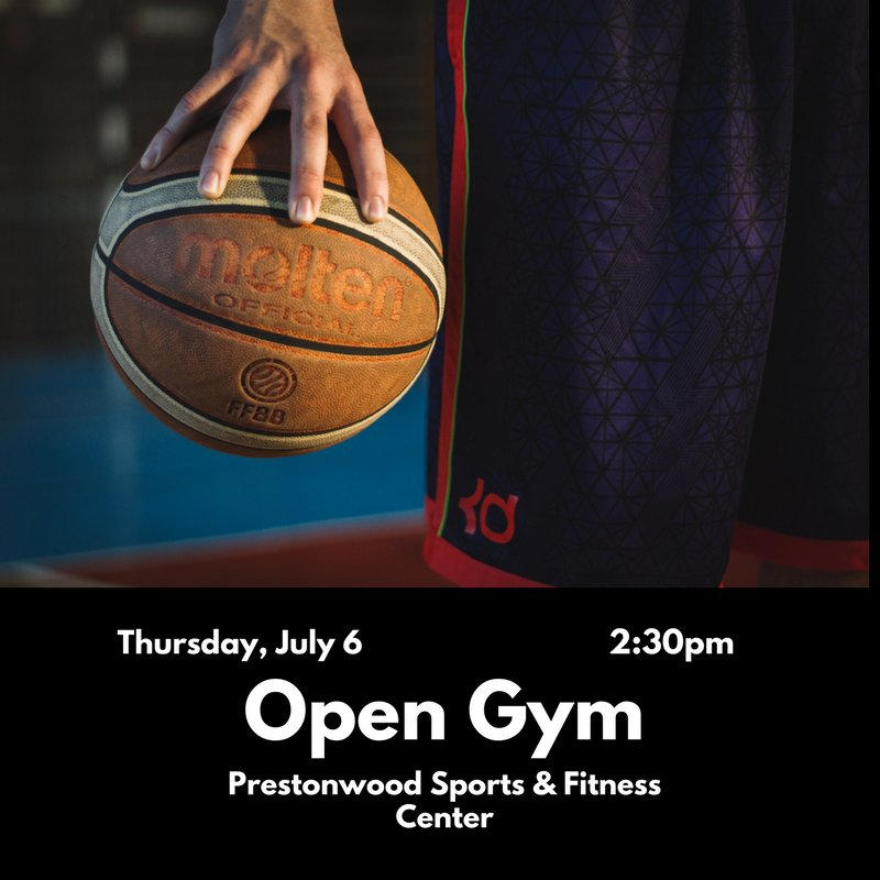 Come ball with us tomorrow! Invite your friends!