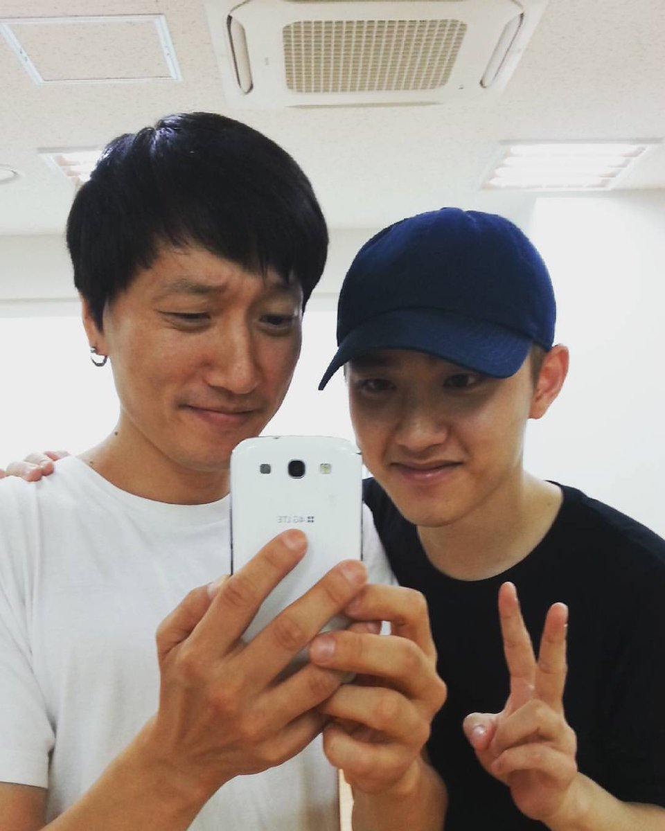 tapper_gavy instagram update with kyungsoo https://t.co/xnQX8ts3GJ