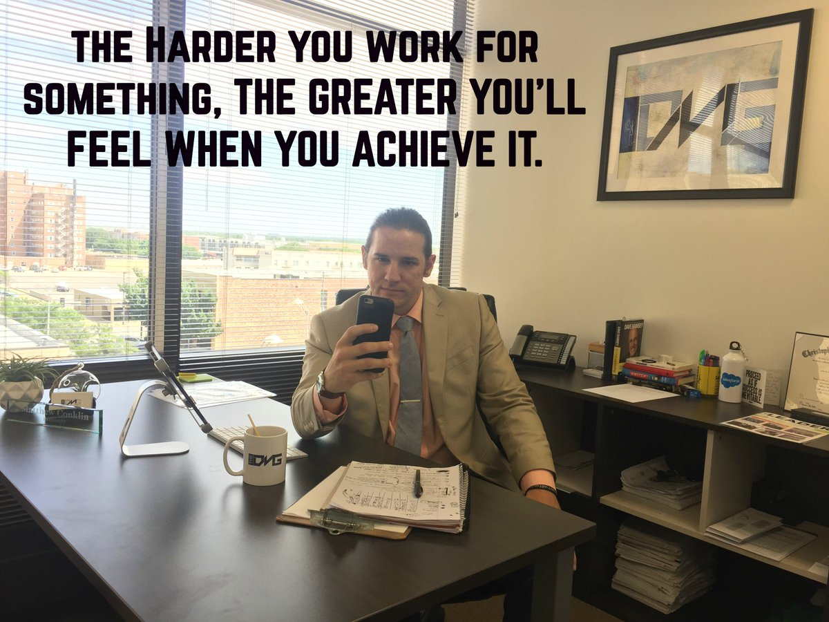 Kick-start your Wednesday morning with some motivation! #DMG https://t...