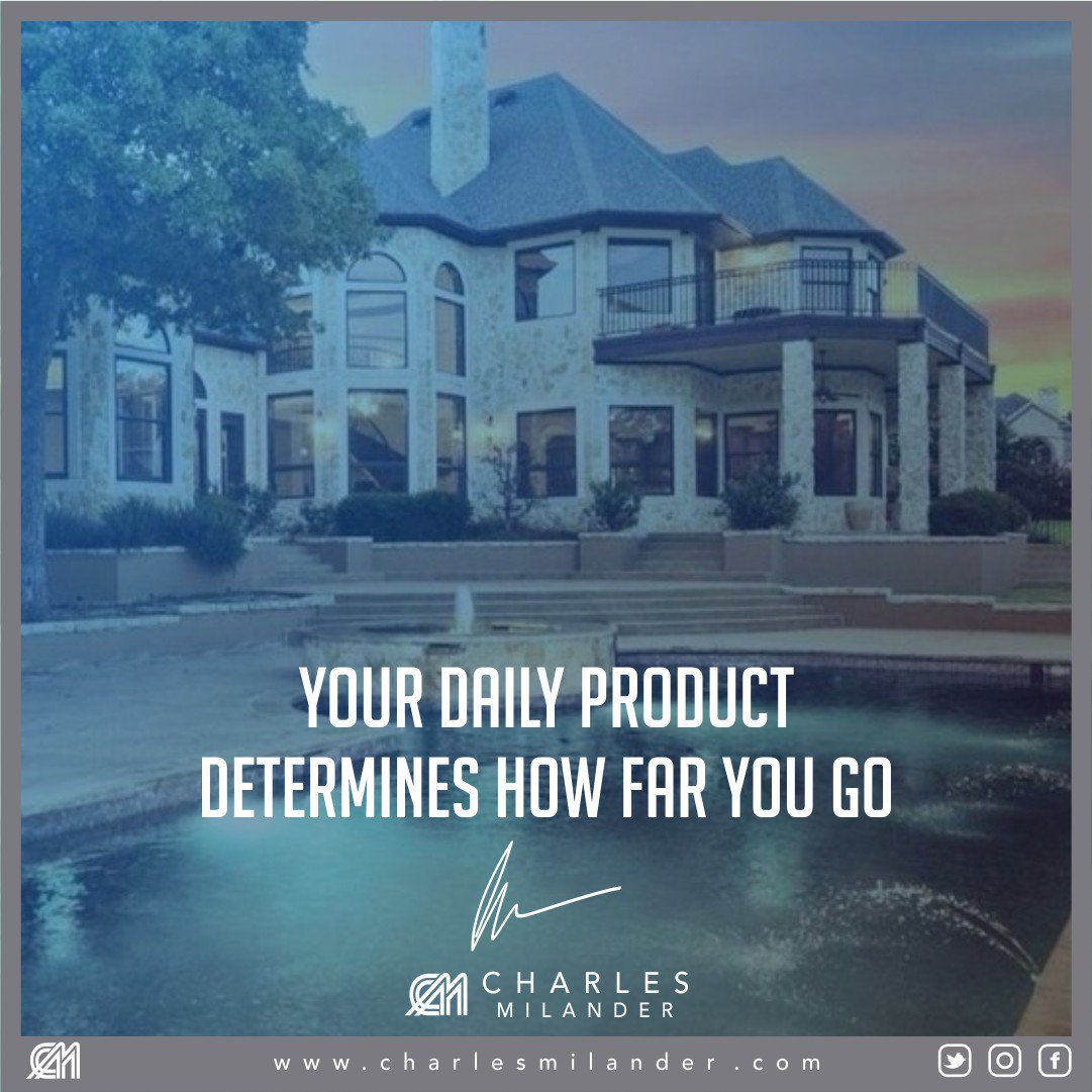 Your daily product determines how far you go. #working #founder #startup #magazine #startuplife #successful #passion #inspiredaily #hardwork<br>http://pic.twitter.com/4JVzhq4u5q