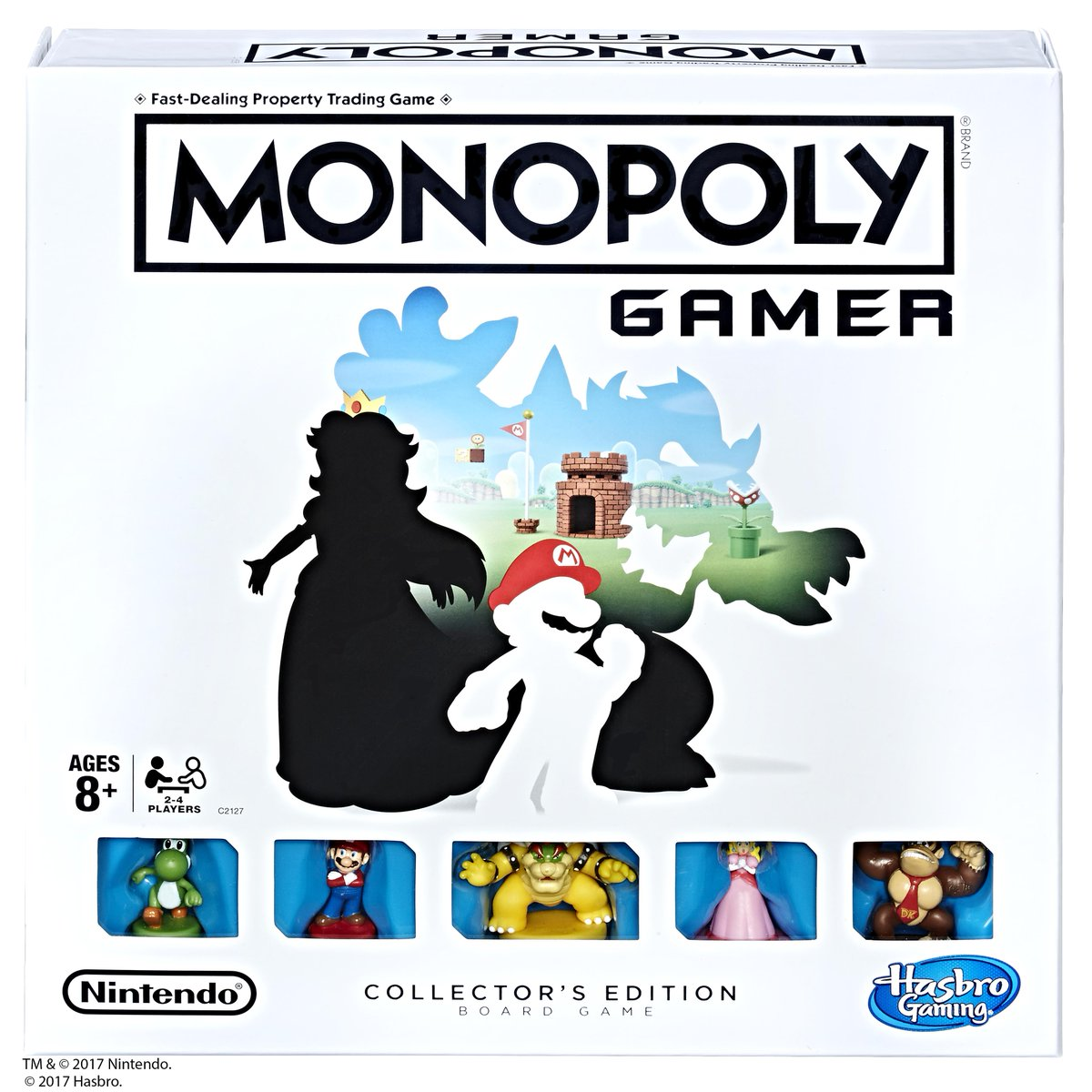Introducing #MonopolyGamer Collector's Edition! Avail today at US @GameStop stores: https://t.co/nF3TqX4CAz https://t.co/xPHy8eMpMk