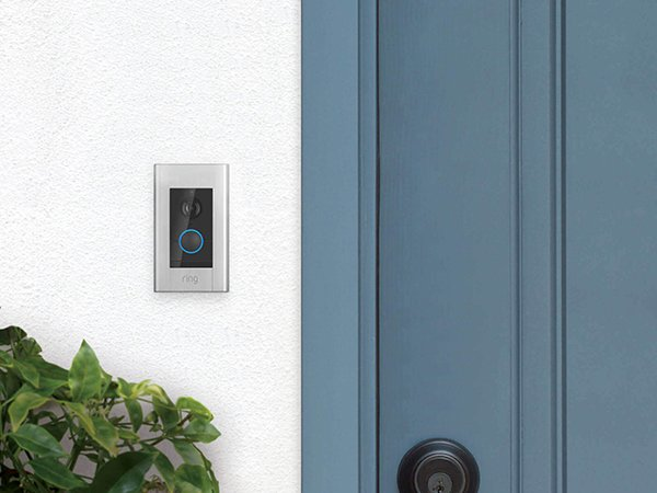 Ring On Twitter Say Hello To Ring Video Doorbell Elite A