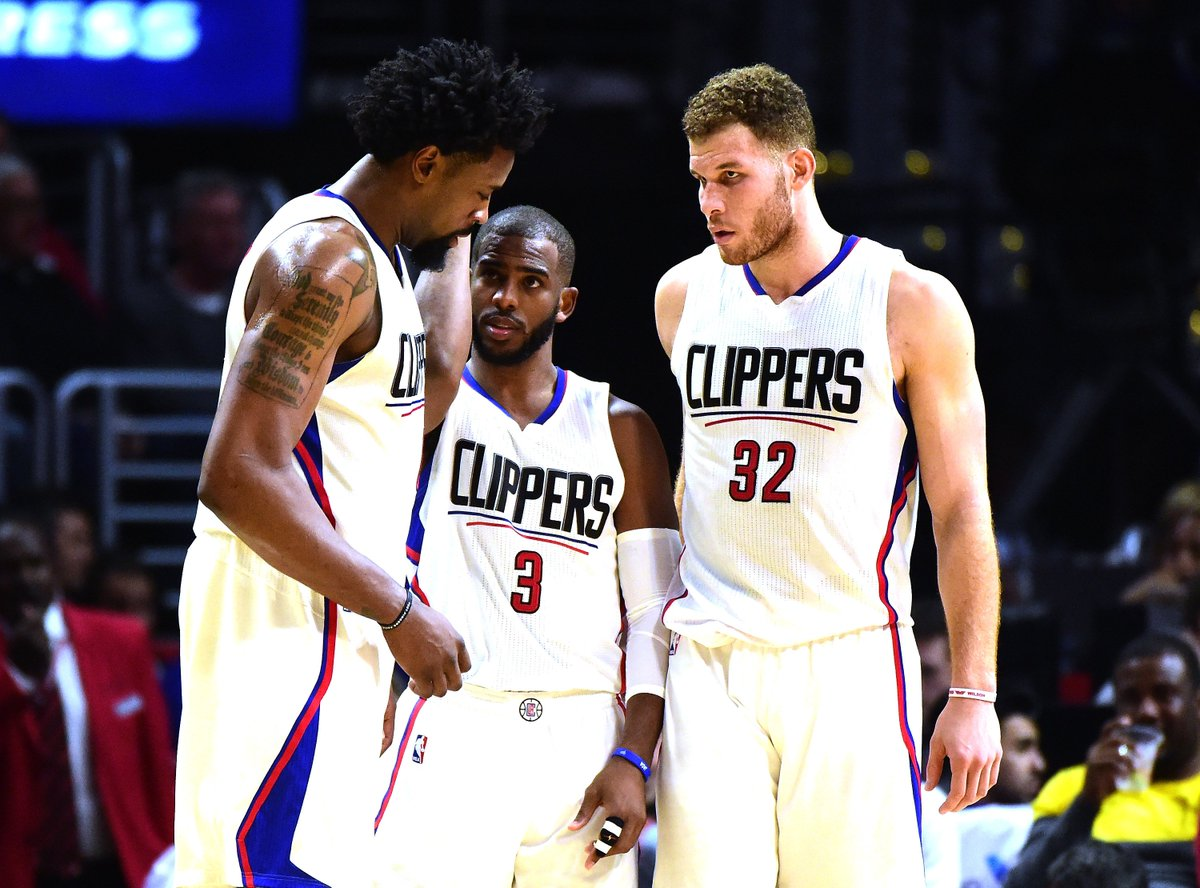 Image result for lob city clipper