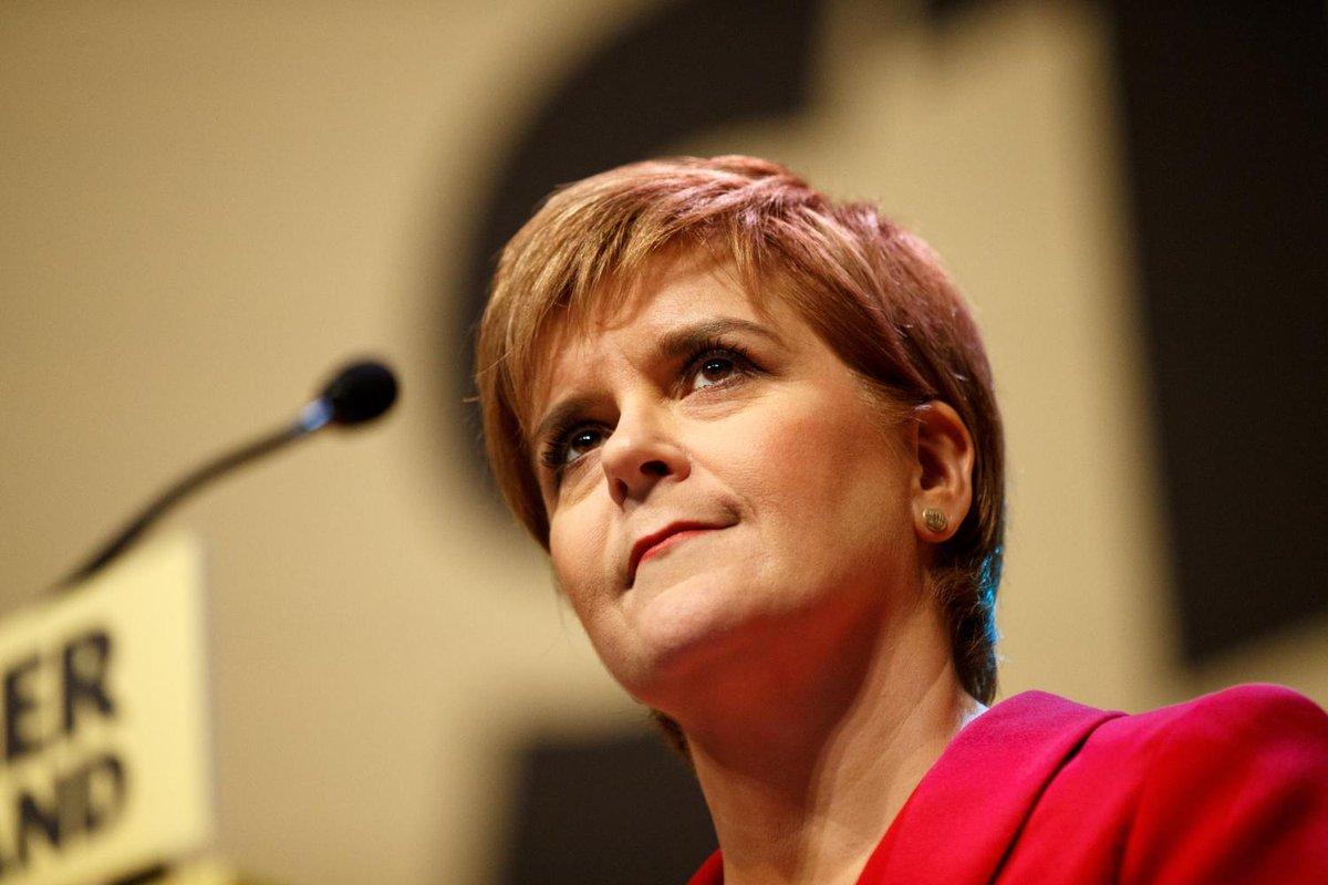Report d'un nouveau référendum pour l'indépendance de l'Écosse https:/...