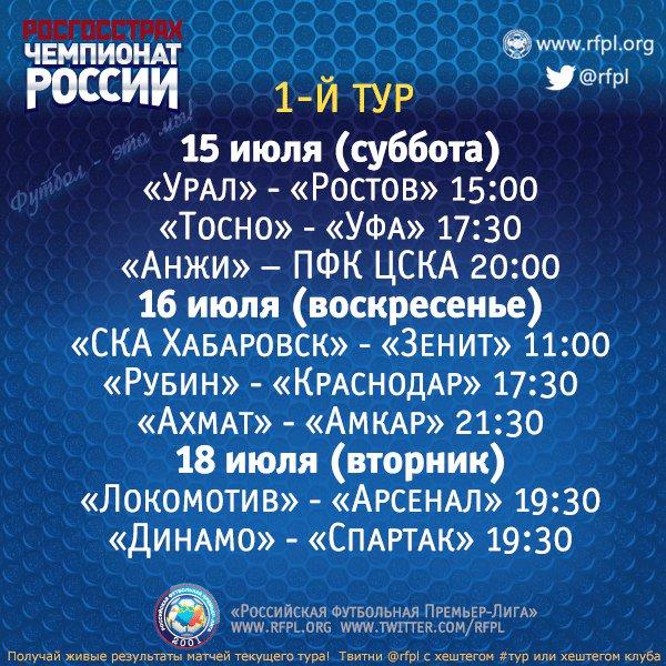 делились уезды расписание игр на стадионе краснодар 2017 году Николай