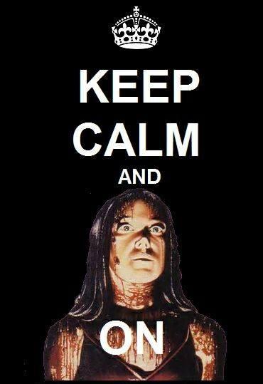 I love my name. #Carrie #HorrorFan <br>http://pic.twitter.com/PU93J22MKF