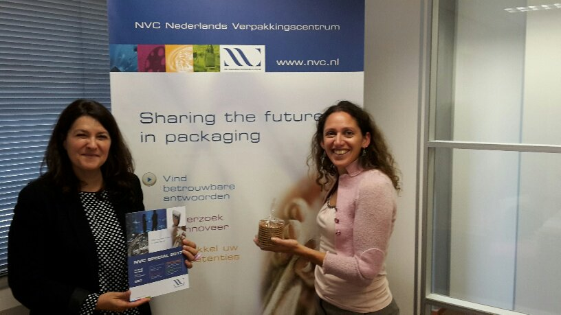 Cooperation #Thenetherlands #France in #food #packaging #innovation intensified today as @investWF and NVC share insights at NVC #Gouda  <br>http://pic.twitter.com/PjePoz79wK