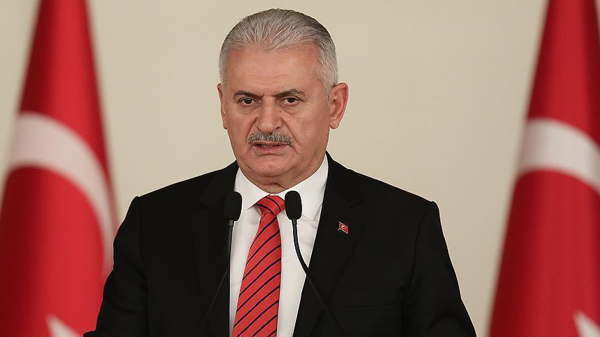 Başbakan Yıldırım, dünya şampiyonu tekvandocu Ağrıs'ı kutladı https://...