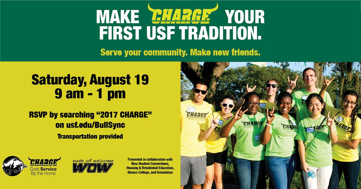 Usf Msc On Twitter Attention New Students Want A Fun Way To Meet