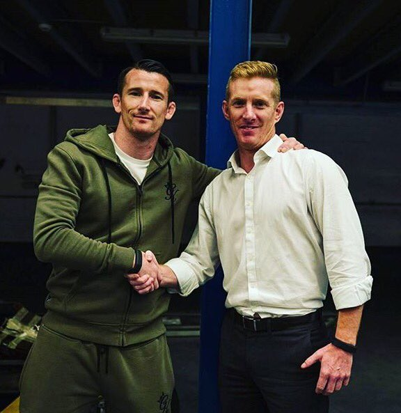 An Absolute Pleasure to be Working with Owen Rody @SBGCHARLESTOWN Ireland&#39;s Top Athletes &amp; Global Sport Personalities #fatiguescience #sport <br>http://pic.twitter.com/XFrv7WKD1K