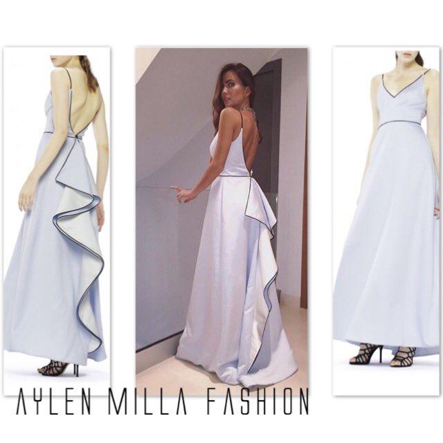 aylen milla outfit: dress: @FrontRowTribe €810,00 #aylenmillafashion  @aylenmilla #model #ootd #blogger #fashion #dress<br>http://pic.twitter.com/BReT54YuRg