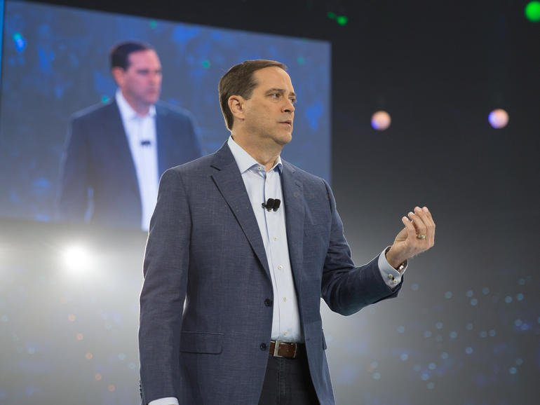 Cisco Live 2017: Chuck Robbins discusses networking, security and the acceleration of the Apple partnership https://t.co/2x5D9utqtZ