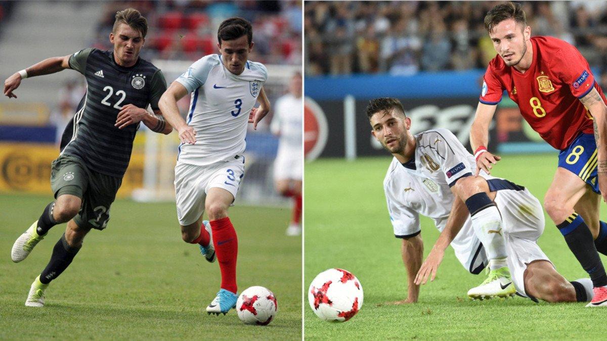 #U21EURO | Horario y dónde ver la final Alemania - España Sub 21 - Eur...
