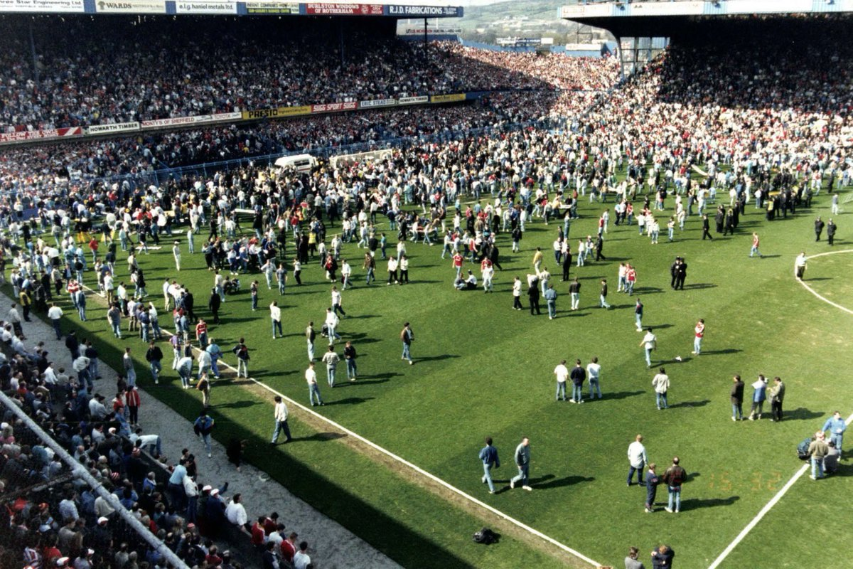 Hillsborough disaster: Six people including four former police officers charged https://t.co/bfaBHQHr5t