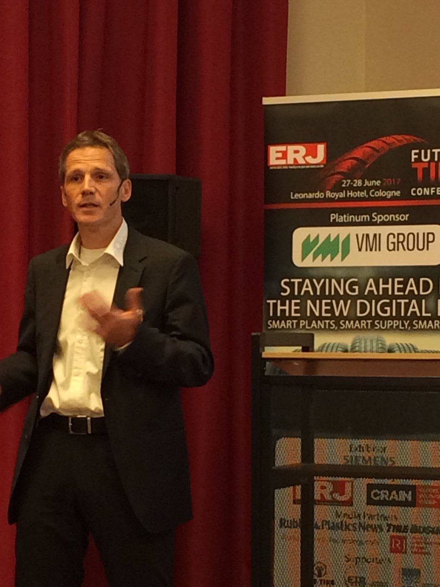 #track &amp; #trace systems increasingly important as #tire industry grows, says Andreas Hoell of #SickAG. #FutureTire17 @TBDZ @reifenmensch<br>http://pic.twitter.com/N9rUHDyQ7T