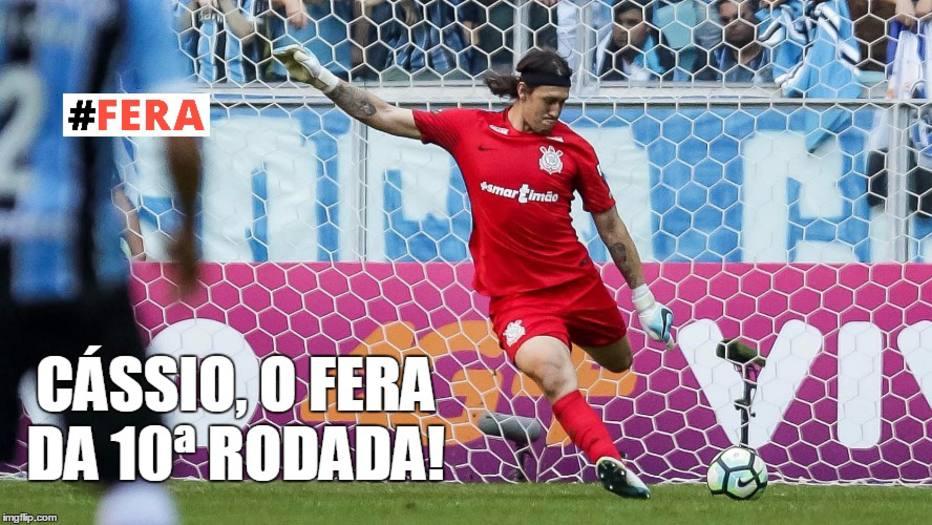 >@esportefera: 'Cassião 20m de altura' é eleito o Fera da 10ª rodad...