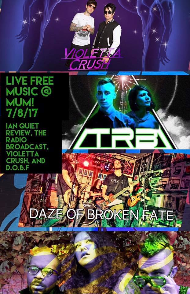 Next show in #Mississippi at @mdnunderground! July 8!  #indiemusic #newmusic #electronica #synthpop #noisepop #rock #undergroundmusic<br>http://pic.twitter.com/MbWwwdq3jK