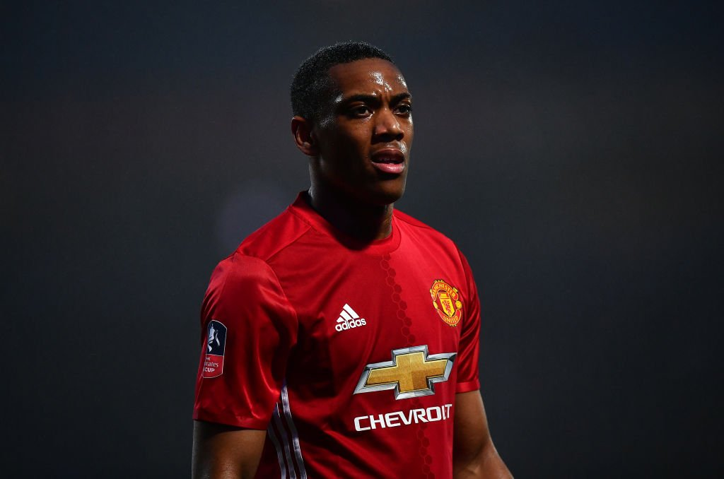 Anthony Martial responds to Arsenal rumours - https://t.co/y1tlrFQUba...