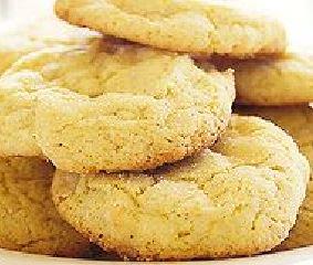 Coconut-Lime Shortbread Cookies