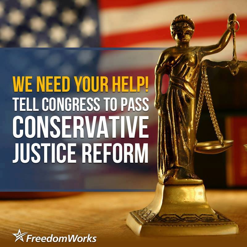 Need Criminal Justice Reform #USAin4Words https://t.co/TP8MYj3t5U