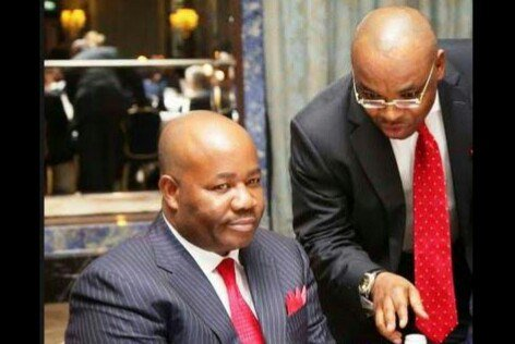 Two successive Akwa Ibom govts have spent combined sum of N81,921,111,983.48 [N81.9 billion] on 2 boreholes alone at the Lagos governor's lodge.