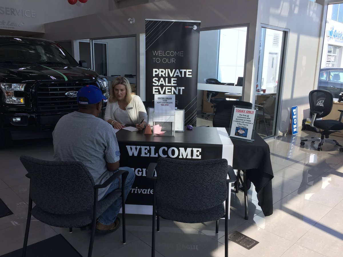 Come on down to edlearnford today for our private 1 day sale you are invited too free food and prizes here till 9pm so you can make it pic twitter com