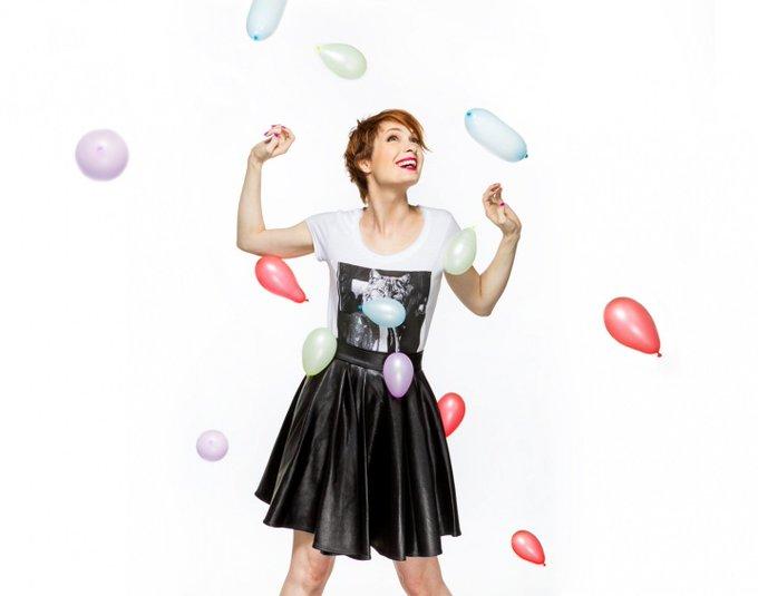 Happy Birthday Joyeux anniversaire Felicia Day (Vi, la potentielle) !