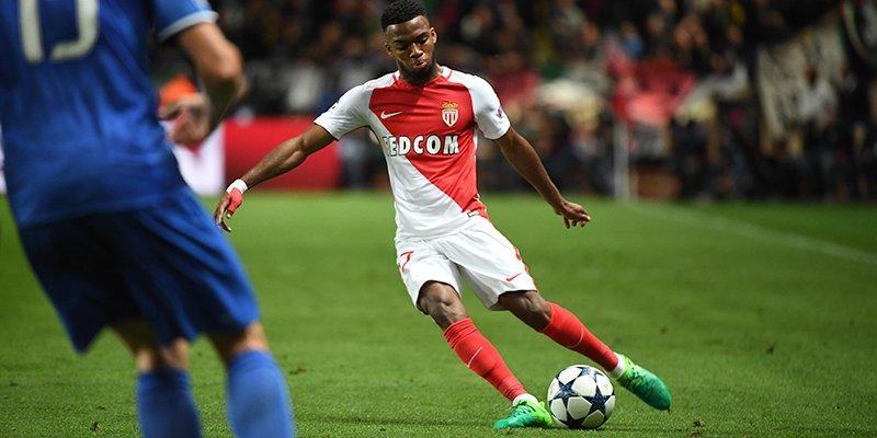 Arsenal a fait une nouvelle offre à Monaco pour recruter Thomas Lemar...