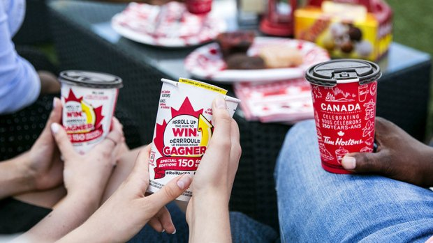 'Roll Up The Rim' returns: Tim Hortons contest back for Canada https:/...