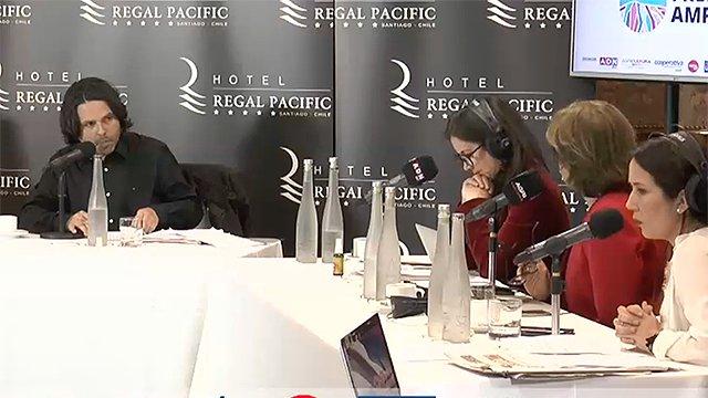 [Video] Alberto Mayol enrostró a Pilar Molina su impasse con Ossandón...