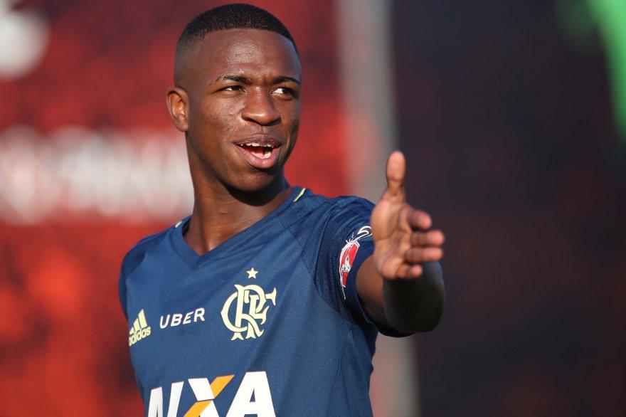 Presidente do Real Madrid fala sobre Vinicius Jr: 'Será um fenômeno' h...