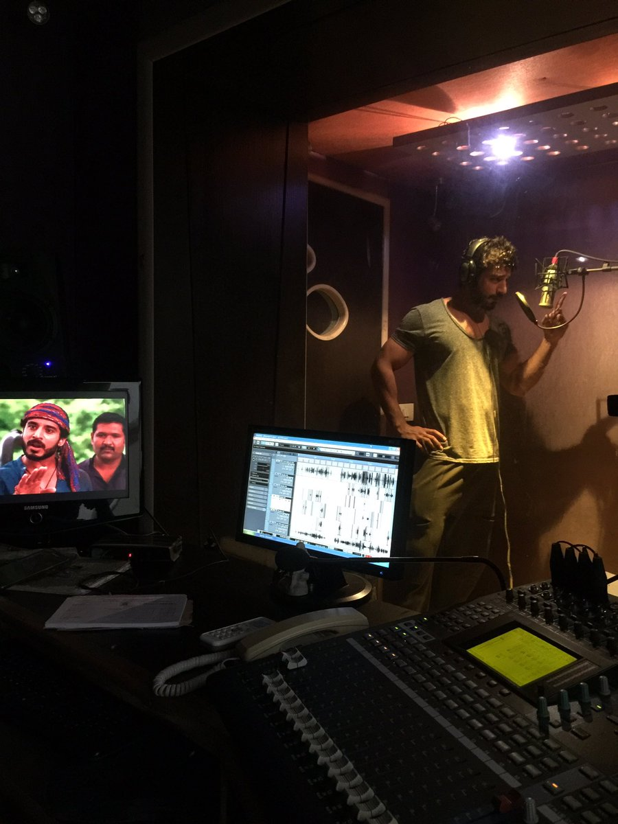 Dubbing time .. keep watching #kumkumbhagya #balaji #Telifilms #negative #track #going #on  have a good day <br>http://pic.twitter.com/Crz3HEqMMl