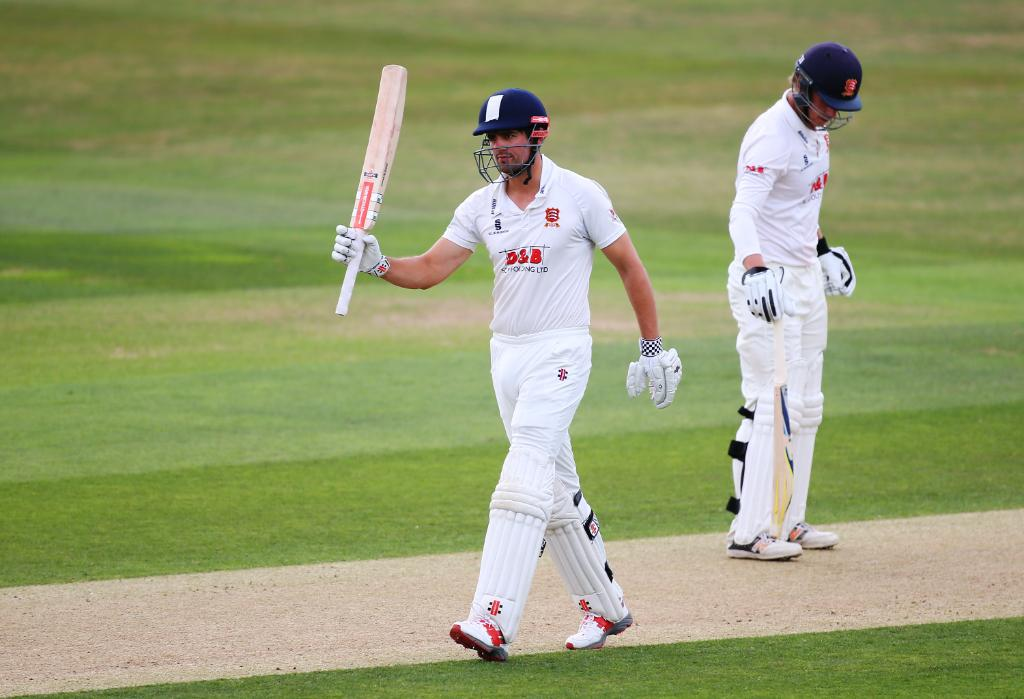 💯 up for Alastair Cook!  It's the @EssexCricket & @EnglandCricket...