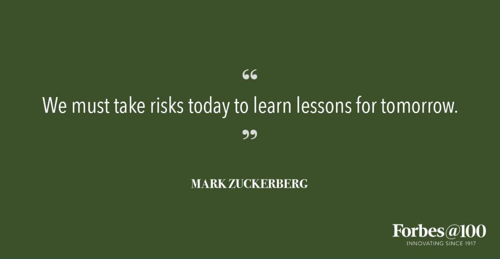 Quote of the day: https://t.co/JKFI89lUWO #ForbesAt100 https://t.co/XF...