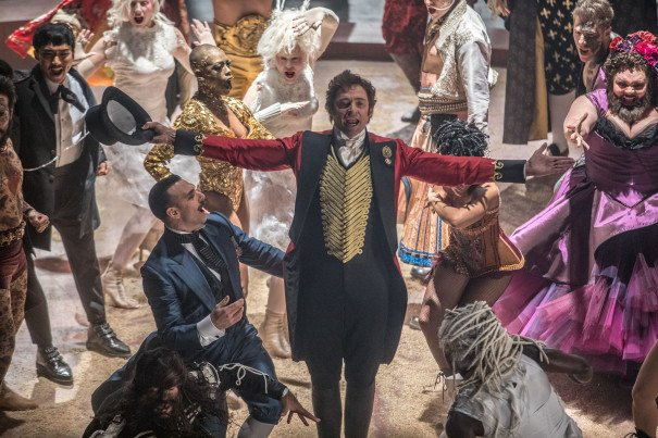 'The Greatest Showman' Trailer: Hugh Jackman Invents Show Business htt...