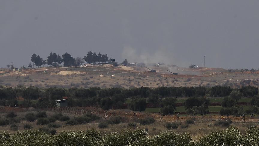TSK'nın PYD'yi vurması ardından bölgede son durum https://t.co/dWFaiQ9...