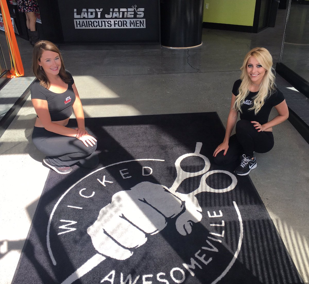 Ticket Chicks On Twitter Were Here At Lady Janes National