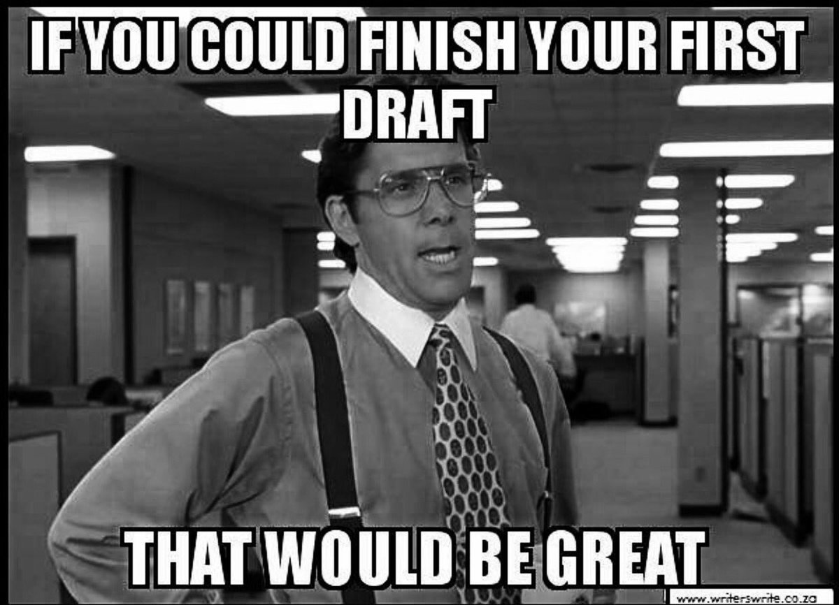 To all our Authors who are falling a little behind in schedules #motiv...