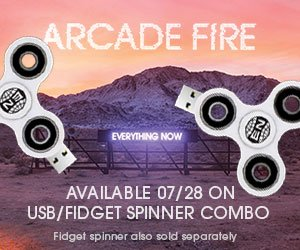 #USAin4words Arcade Fire fidget spinner https://t.co/6Rh84uTQqT