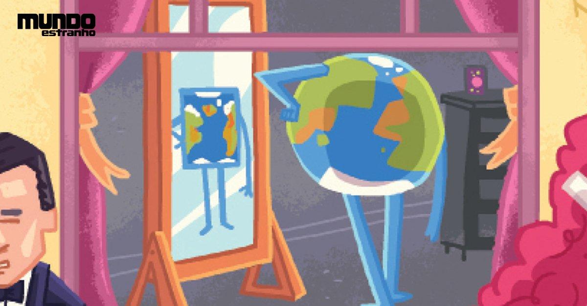 """Se a Terra é redonda, quais são os """"quatro cantos do planeta""""? https://t.co/Jtmh89LyqG"""