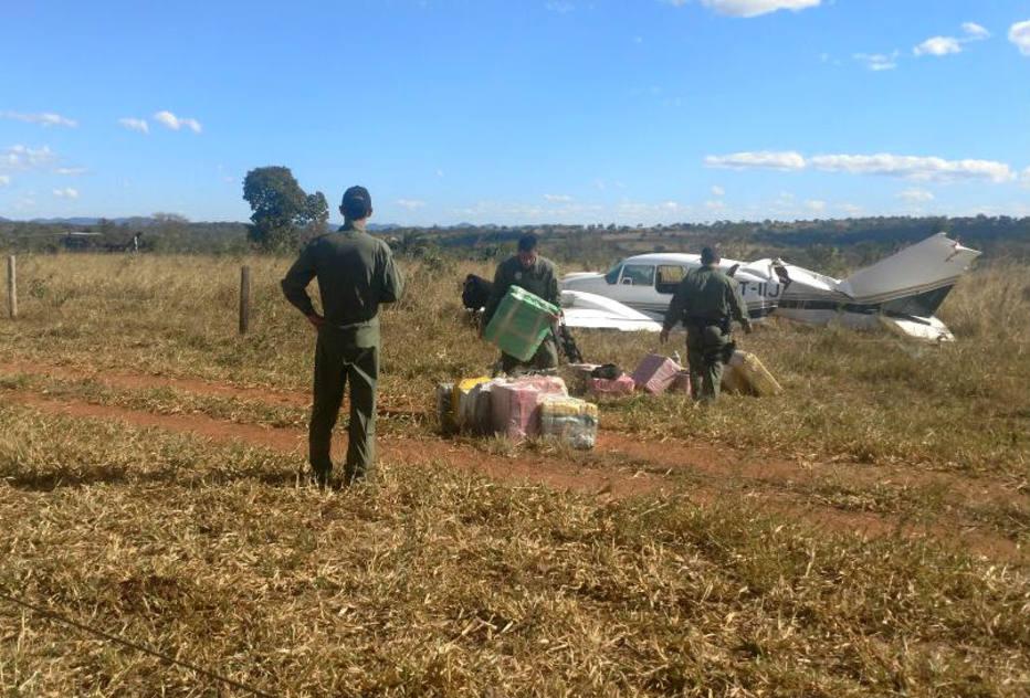 Piloto diz que avião não saiu de fazenda da família de Blairo Maggi ht...