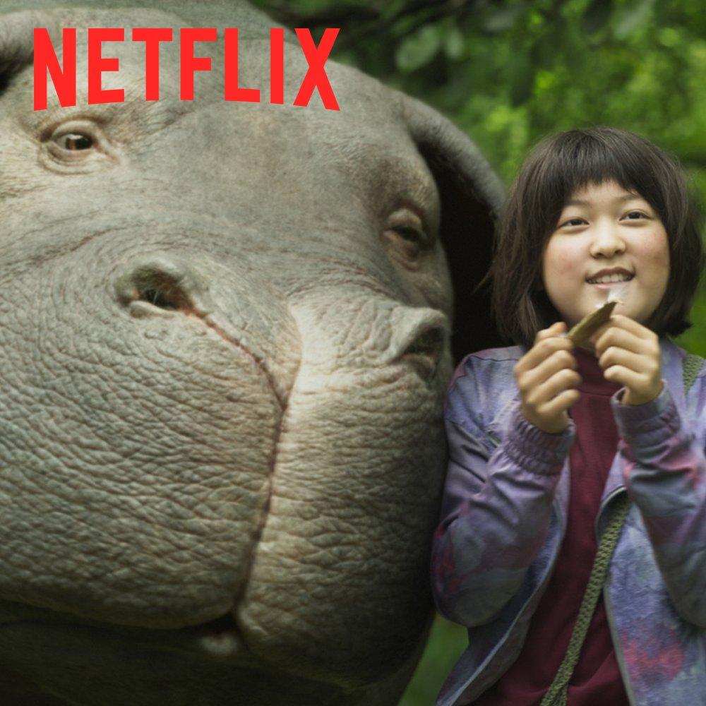 Amiga ou comida? #Okja está disponível. Mas precisa ser resgatada ante...