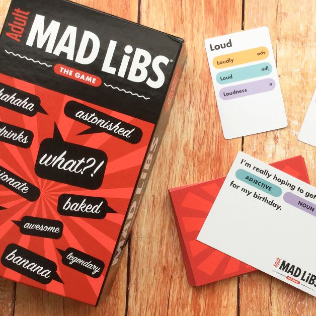 graphic regarding Happy Birthday Mad Libs Printable titled Crazy Libs (@MadLibs) Twitter